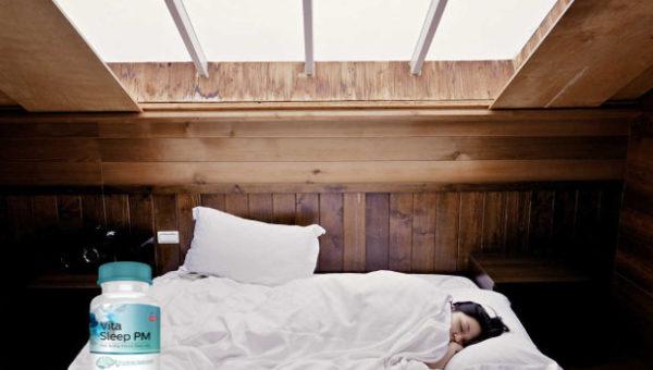 VitaSleep PM: Your Key To A Good Night's Sleep