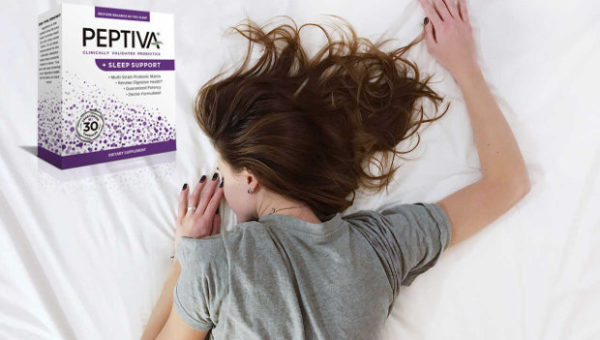 Enjoy Improved Digestion and Better Sleep With Peptiva Probiotics